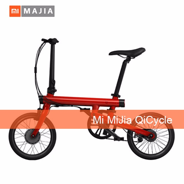 Original Xiaomi Qicycle Folding Electric Bike Bicycle