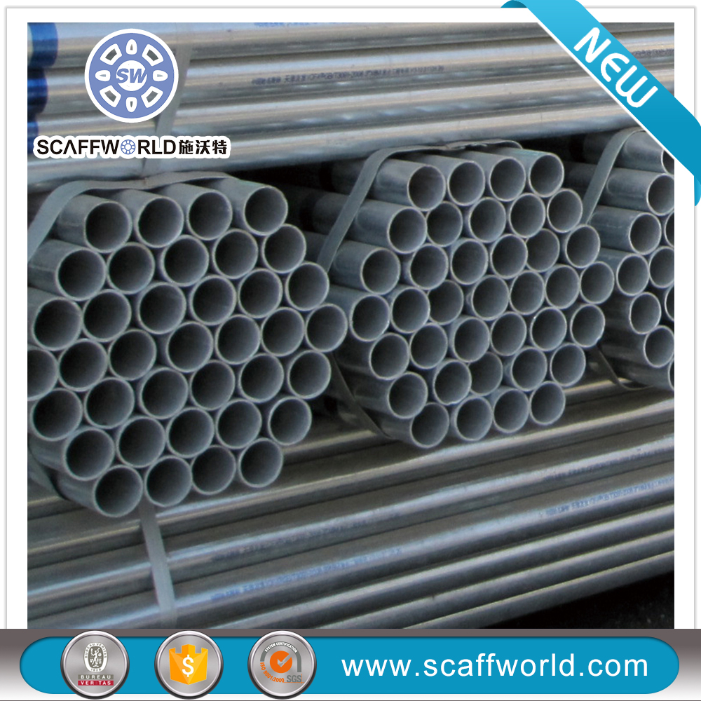 good galvanized scaffold pipe specifications