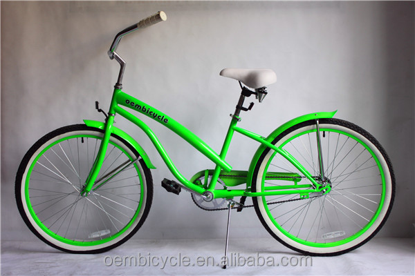 Wholesale Cheap 26inch Beach Bikes Adult Cruiser Bicycle Made In China