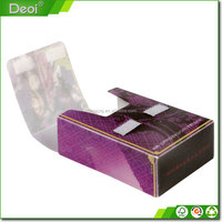 wholesale price business card plastic box