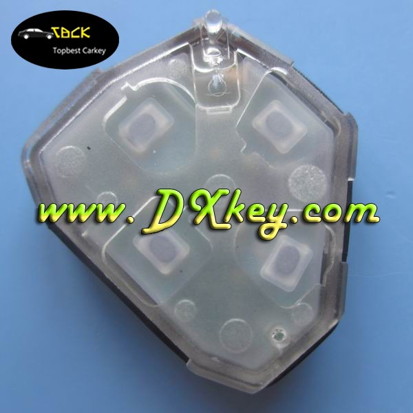 4 buttons car keys remote smart key 315mhz use for Toyota Camry RAV4 Corolla Highland and vios