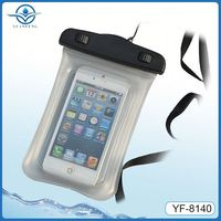 Promotional gift silicone for iphone waterproof case