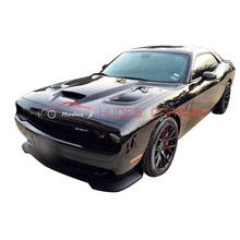 Carbon Fiber Hood/Bonnet For Dodge Challenger Hellcat Look