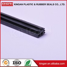 Wind insulation garage door bottom weather strip external door seals