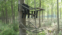 one Man The Roost Hang-On Treestand/ for Outdoors Hunter