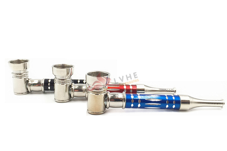 T074PM High Quality LVHE Wholesale Water Quartz Smoking Pipe