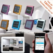 TYT ZIGBEE wireless remote control smart home manufacure home automation gateway z-wave and zigbee