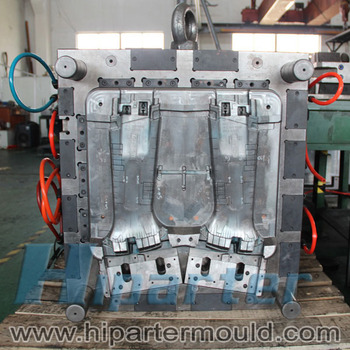 China Automotive Plastic Mould for Auto C Pillar Plastic Parts