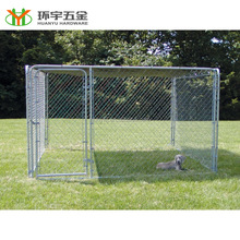 large chain link dog kennel panels factory direct