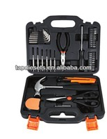 41pcs blow mold case Hosehold Tool Kit