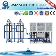 Jiangmen Angel ro filtration 500l/h dm water plant