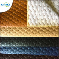 Factory Supply Pattern Multicolor Pu Artificial