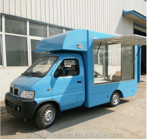 China mini food truck with good quality and price