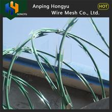 Superior quality 15m razor wire for wholesales