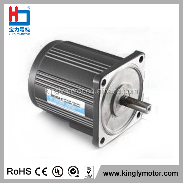 Ac Synchronous Motor High Torque 380v low rpm ac electrical motor