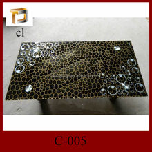C-005 Cheap Glass Coffee Table/Modern Coffee Table for Sale