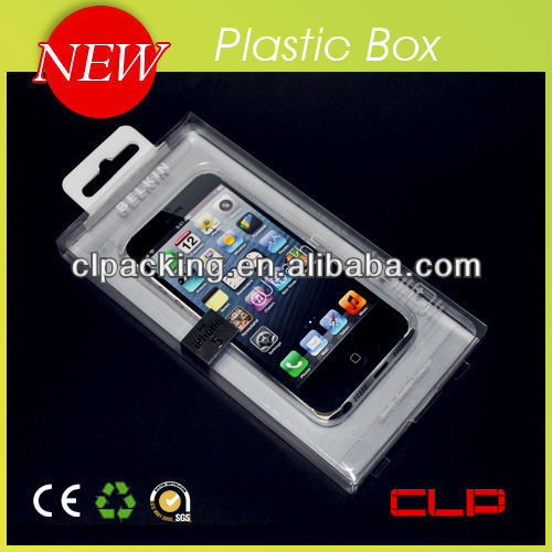 Custom made mobile phone shell plastic injection molding plastic packaging