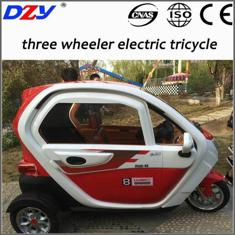 electric scooter tricycle trike motorcycle China supplier