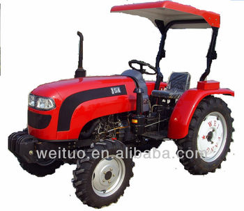 TY354 4wd tractor