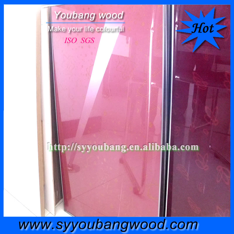 Good price high gloss acrylic sheets,acrylic mdf board for kitchen cabinets
