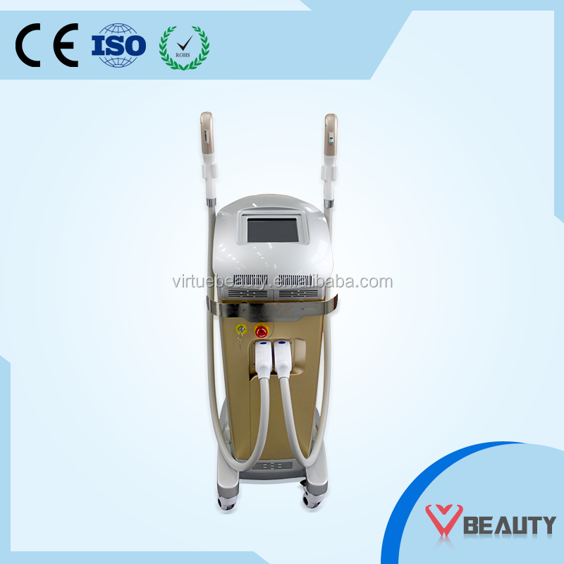 SHR IPL laser permanent hair removal