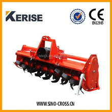 Rotary tiller implements for cultivator