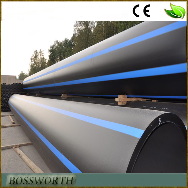 hdpe roll pipe pn10 300mm
