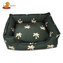 Hot Selling Fashion Cheap Custom Cute Square Dog House Pet Bed