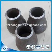 pipe fitting astm a234 gr wpb carbon steel reducer with a seam