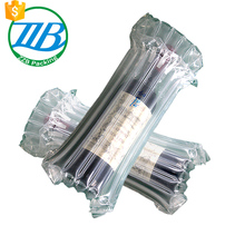 China Suppliers Packaging & Printing Cushioning Material Air Column Bag for Wine Bottle Protective