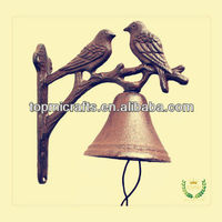 Two Birds Metal Door Bell Home