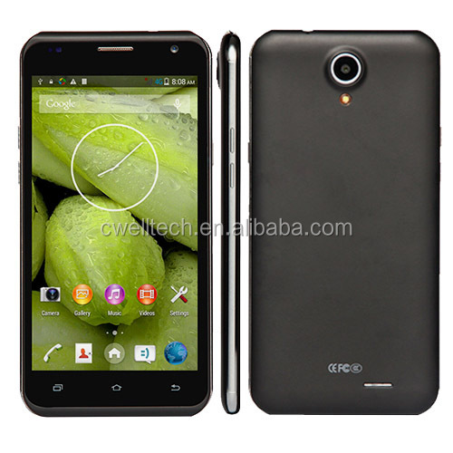 X-BO V8+ Dual SIM 5.5 inch android smartphone 5.0MP Camera WIFI GPS Good Price
