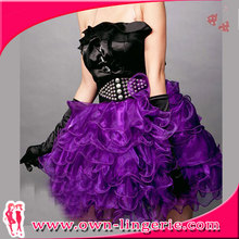 latest skirt design pictures adult clothes girl mini skirt fashion organza skirt