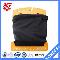 Latest Arrival unique design promotion fleece neck warmer with custom logo from manufacturer