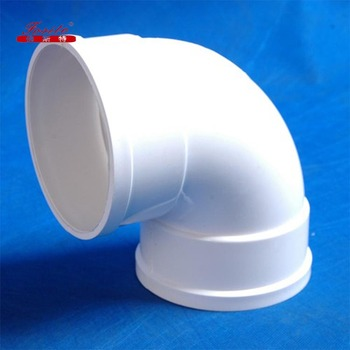 DIN8074 UPVC fittings Tee, Elbow, Socket for water or drain supply