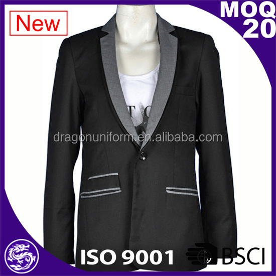 2018 Newest men formal suits dropshipping / man blazers for wedding