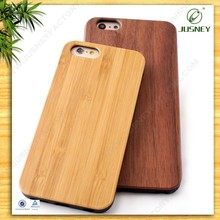 Wholesale TPU Phone Case with wood ,Custom logo For i phone 7 Mobile Phone Case