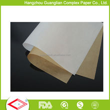 printing available customized logo food wrapping butter paper