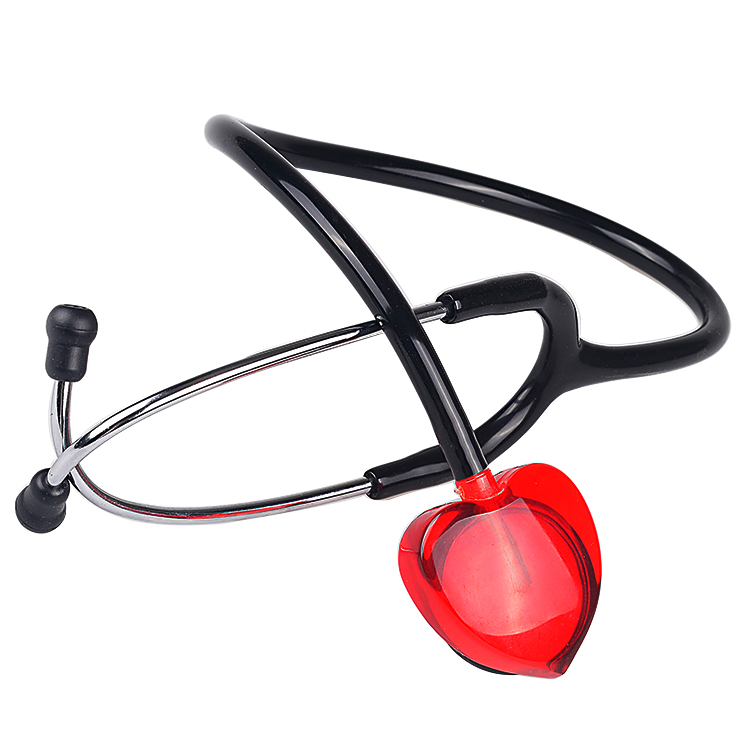 Custom Logo ABS Plastic Chestpiece Price Colored Fun Medical Stethoscope