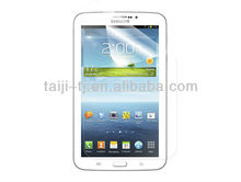HOT SELL Ultra-clear screen protector for samsung tab3 7.0 p3200