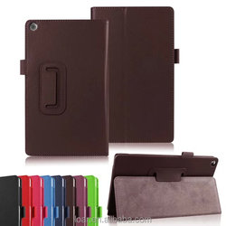 Pu Leather Stand Folio Case Cover For Asus Zenpad 8.0 z380 8 inch tablet