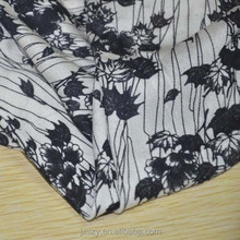 pure silk jersey fabric silk knitted fabric