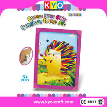2015 new product popular paper handicrafts for kids
