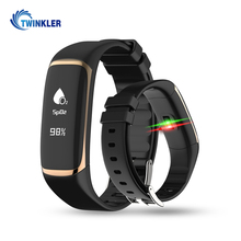 Factory Price Smart Bracelet P9 HRV Fitness Tracker Heart Rate Blood Pressure Oxygen Monitor IP67 Wrist Band