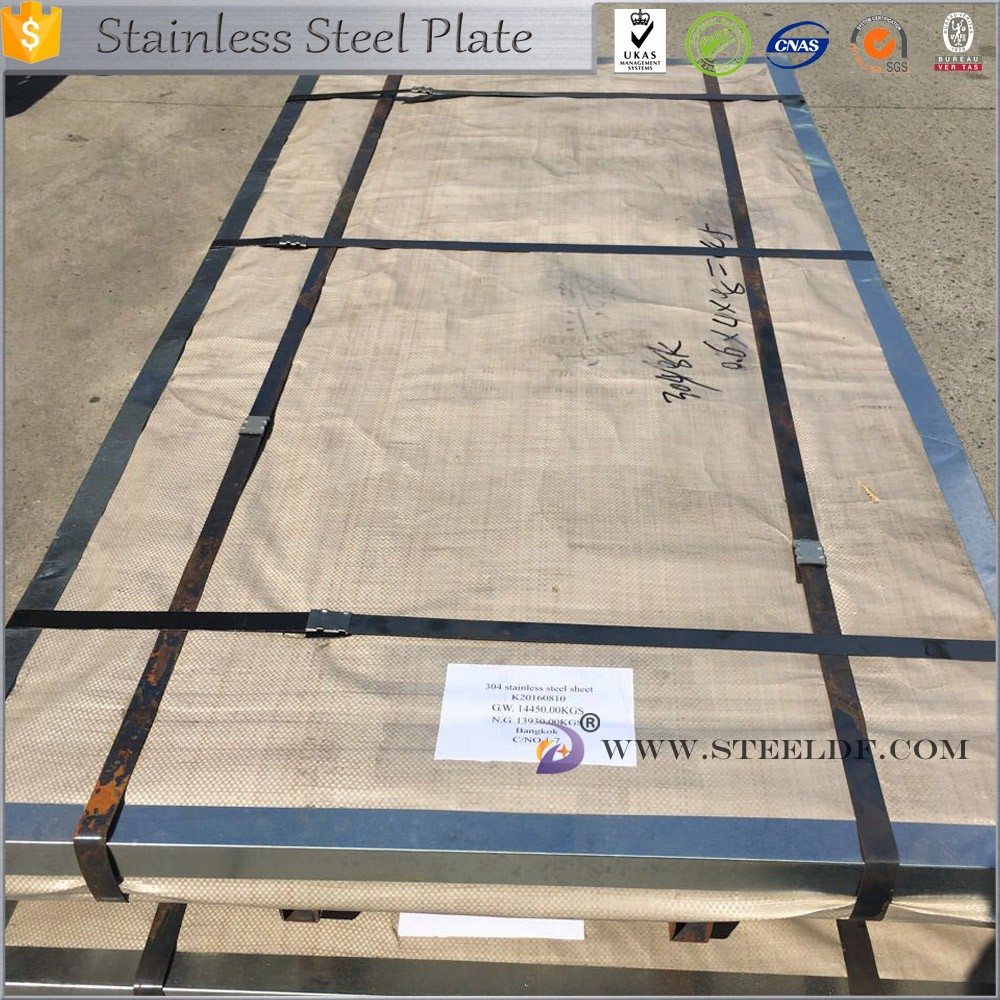 AISI ASTM SUS JIS SS Stainless Steel Plate 304H 316L 321 310s Manufacturer!!!