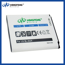Premium rechargeable li polymer battery bl-44jh for lg as730/ms770/optimus l7