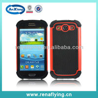 Ballistic hard defender case for samsung galaxy s3
