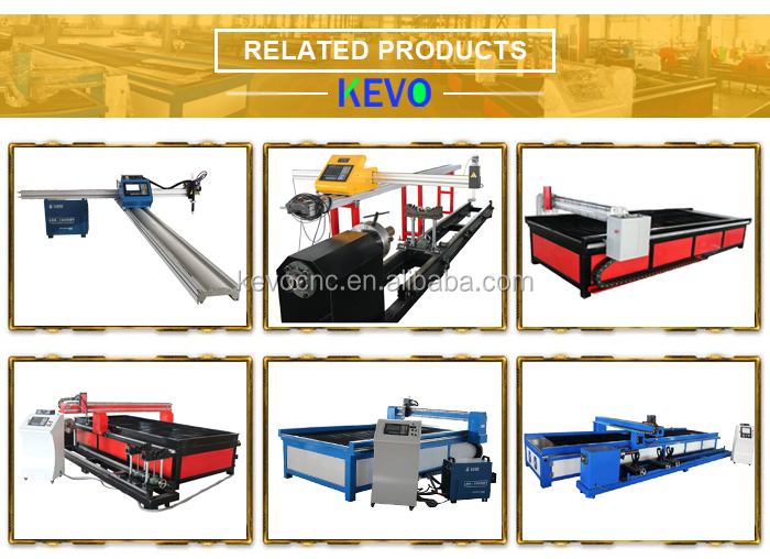 China JNKEVO 1530 1540 1550 1560 Portable CNC Plasma Cutter/Cutting Machine