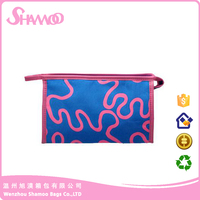 Recycle cosmetic bag for women