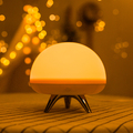 Color Changing Led Pat Light Soft Silicone Cute Baby Nightlight Led Small Night Light